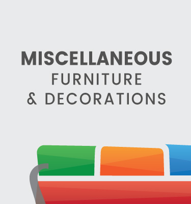 Miscellaneous Furniture and Decorations